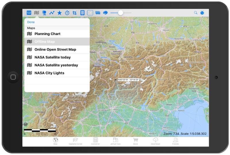Pilots Atlas App