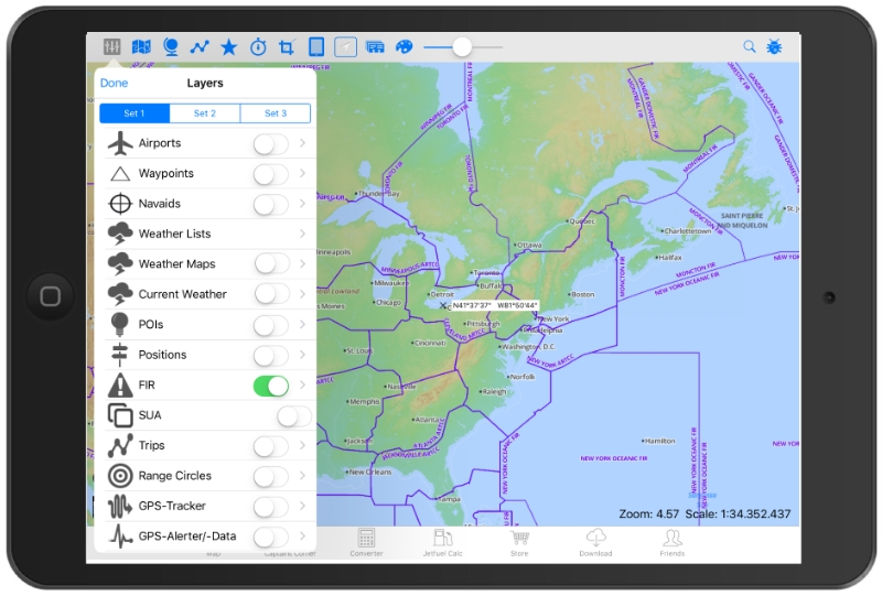 Pilots atlas app the pilots atlas app gumiabroncs Choice Image